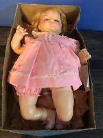 "Madame Alexander 1971 Janie Doll 21"""