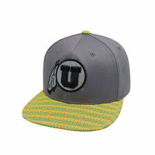 e17cc7bf1c6 Utah Utes NCAA 2 Fly Snapback Cap Hat Flat Bill Brim University Salt Lake  City