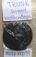 FITS FOR TOYOTA COROLLA KE20 TRUNK LID WEATHERSTRIP RUBBER SEAL NEW