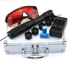BW6 450nm Blue Laser Pointer Adjustable Focus Strong Light Cigarettes Burnning