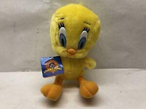 1997 Play By Play Looney Tunes Tweety Bird Plush Toy NWT