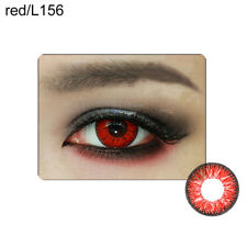 Unisex Big Eye Charming Colored Contact Lenses Beauty Makeup Color Lens Bello