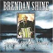Brendan Shine - Seasons of the Heart (2008) - CD - 18 Tracks.