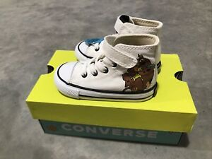 Scooby Doo And Shaggy Chuck Taylor Converse All Stars Shoes Toddler 6