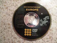 LEXUS EUROPE 2006-2007 VER 2 Sat Nav Disc Satellite Navigation Free Post TOYOTA