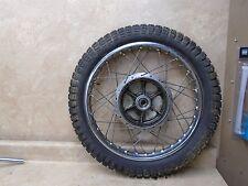 Yamaha 305 YM1 BIG BEAR Used Front Wheel Rim 1965 YB125 YW176