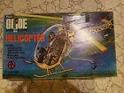 Vintage Hasbro GI Joe adventure team helicopter with box