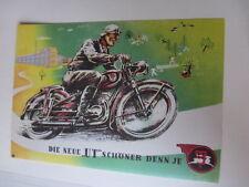 Motorrad Archiv Edition Faksimile 1044E Die Neue UT KTN 175 und KTN 125, 1951