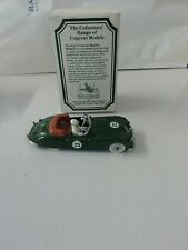 Varney Collectors Copycat Old Toys Jaguar XK140 Open Touring Sports Car Red