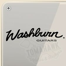 PEGATINA WASHBURN GUITARS VINYL STICKER DECAL AUFKLEBER AUTOCOLLANT ADESIVI