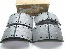 New OEM Ford F3HZ-2200-A Rear Brake Shoes Severe Duty (15x6 Inch Brakes)