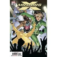 Mr And Mrs X #10 MARVEL COMICS COVER A 1ST PRINT