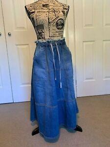 Denim Skirt by Rachel Comey