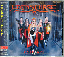 EDEN'S CURSE-CARDINAL-JAPAN CD BONUS TRACK F75