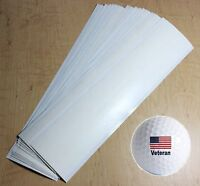 8 GOLF CLUB GRIP TAPE STRIPS Double Sided Pre-Cut Regriping