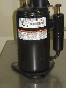 Tecumseh Compressor (Rotary), Model RGA5480EXA