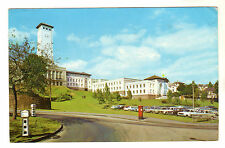 Civic Centre - Newport Photo Postcard 1960s