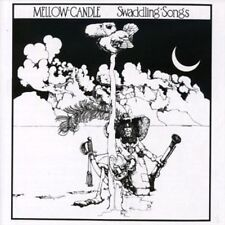 Swaddling Songs 5013929714427 by Mellow Candle CD