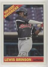 2015 Topps Heritage Minor League Edition Lewis Brinson #148