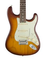 Fender American Elite Stratocaster, Tobacco Sunburst (Ash), Rosewood (NEW)