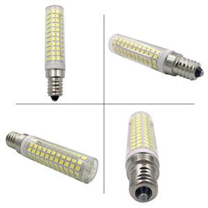 E14 LED Bulb E14S 10W 110V 220V 136-2835SMD Lamp Ceramics Light Equivalent 100W