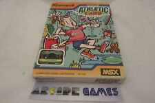 Athletic land msx rc700 1984 (sending, followed seller pro)
