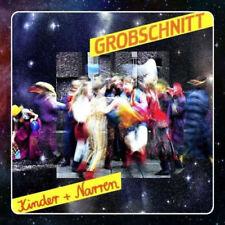 GROBSCHNITT - KINDER UND NARREN (REMASTERED)  CD NEW