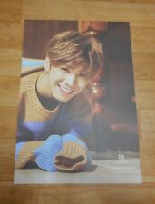 K-POP ASTRO 3rd Mini Album [Autumn story] ROCKY Ver. [ORIGINAL POSTER] -NEW-