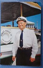 Postcard of Captain Al Starts - Jungle Queen II in Ft. Lauderdale, Florida