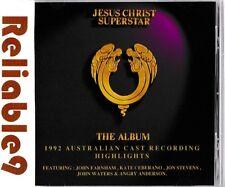 John Farnham+Kate Ceberano+Jon Stevens- Jesus Christ Superstar The album CD AUS