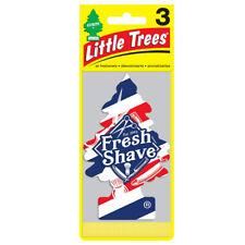 Little Trees Car Air Freshener 3-PACK (Fresh Shave)