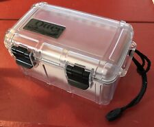 Otterbox 2500 - Brand New - Clear Dry Storage For Boat Or Kayak