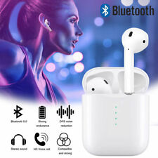i10 TWS Wireless Bluetooth 5.0 Stereo Headphone Changing In-Ear Earphone Earbuds
