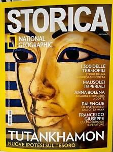 Rivista Storica National Geographic n 143 Dicembre 2020 Tutankhamon