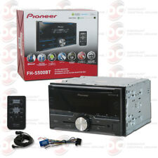 PIONEER FH-S500BT 2DIN CAR MP3 CD BLUETOOTH STEREO WORKS WITH PANDORA & SPOTIFY