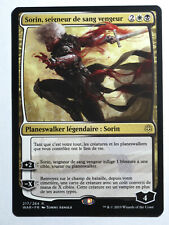 Sorin, seigneur de sang vengeur Sorin, Vengeful Bloodlord    MTG Magic Francais