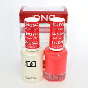 DND Trio Dip Powder Soak Off Gel & Matching Nail Lacquer Set LED/UV