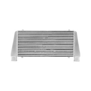 "CXRacing Universal Bar & Plate 3"" Turbo Intercooler 29.5""x11""x3"" 1-Side V-Mount"