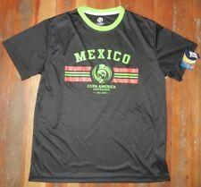 Mexico Mexican National Team Copa Centario T-Shirt Soccer Futbol Sz Large New!