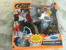 ACTION MAN OPERATION SOS ULTRA RARE COLLECTABLE MINT BOX VERY COOL Unopened