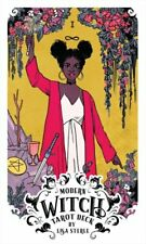Modern Witch Tarot by Lisa Sterle 9781912634033 | Brand New | Free Uk Shipping
