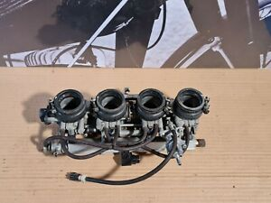 Honda CBR1100XX 03 Blackbird 16400MATE23 Throttle Body Carbs Injectors Tubing