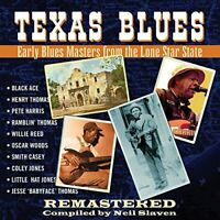 Texas Blues-Early Blues From The Lone Star State [CD]