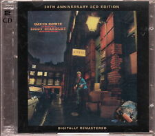 david bowie ziggy stardust 2x cd promo 30th anniversary
