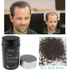 Dexe HAIR BUILDING FIBERS 22G Dark Brown COLOR Hair & Scalp Treatments