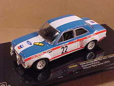 Ixo 1/43 Diecast Ford Escort MK I 1600TC, Winner 1970 Ypres Rally, #22  #RAC206