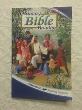 ABEKA  A BEKA BOOK PRIMARY BIBLE READER 1-3 READING PROGRAM 1ST 2ND 3RD GR