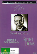 FRED ASTAIRE Royal Wedding / Second Chorus [2 disc set] DVD All Zone
