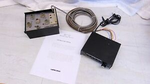 Ameritron RCS-8V Remote Controlled Five 5 Position Antenna Coax Switch.