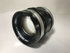 Canon FL 50mm f/1.4 Lens old from japan #1235